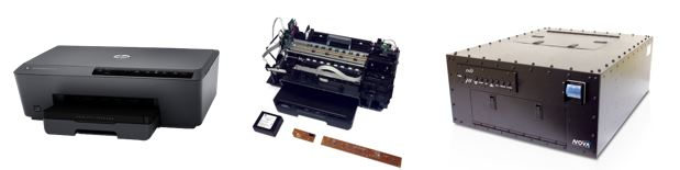 """Rugged Printer design from COTS print engine, to """"tear down"""", to MIL-Spec Printer Enclosure"""