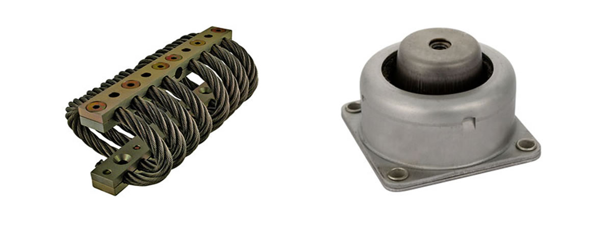 Coil or Shock Isolators