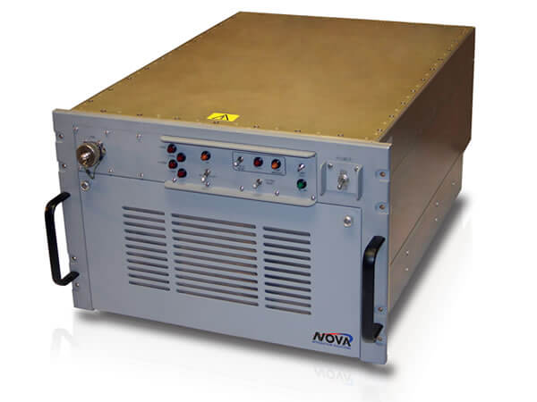 "Model 4107 – Military Grade 19"" Rack Mount 7U Server Chassis"
